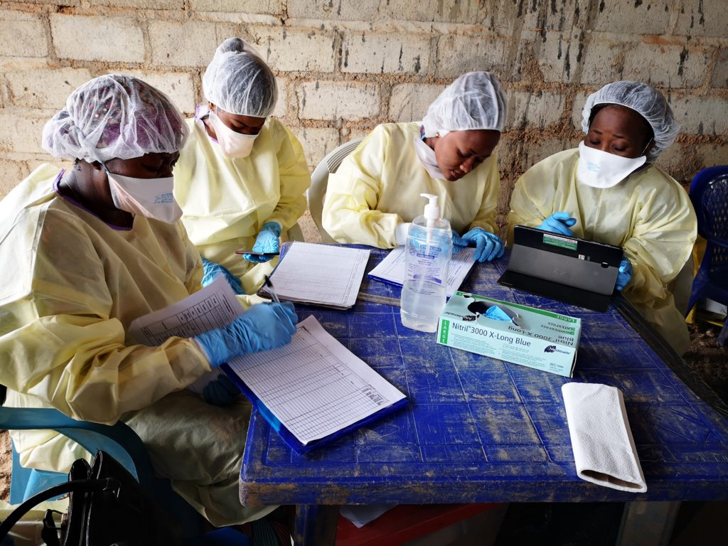 Establishing a global Ebola vaccine stockpile will prevent future outbreaks