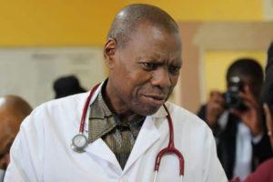 SA health minister Dr Zweli Mkhize